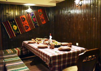 Механа Странджа предлага най-доброто от българската кухня