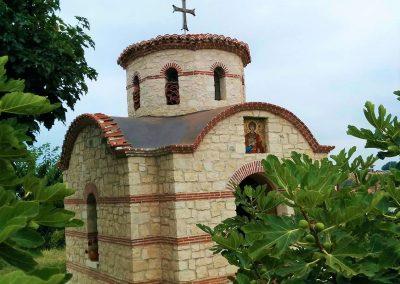 Параклисът на старата църква